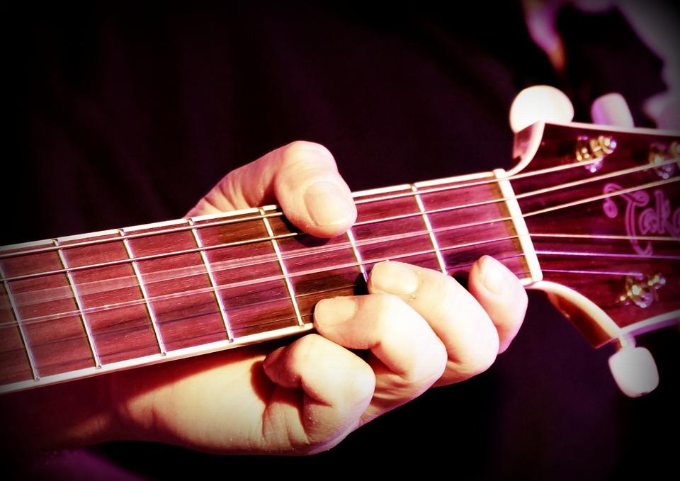 Free Photo Chord Acoustic Guitar Acoustics Guitar Max Pixel