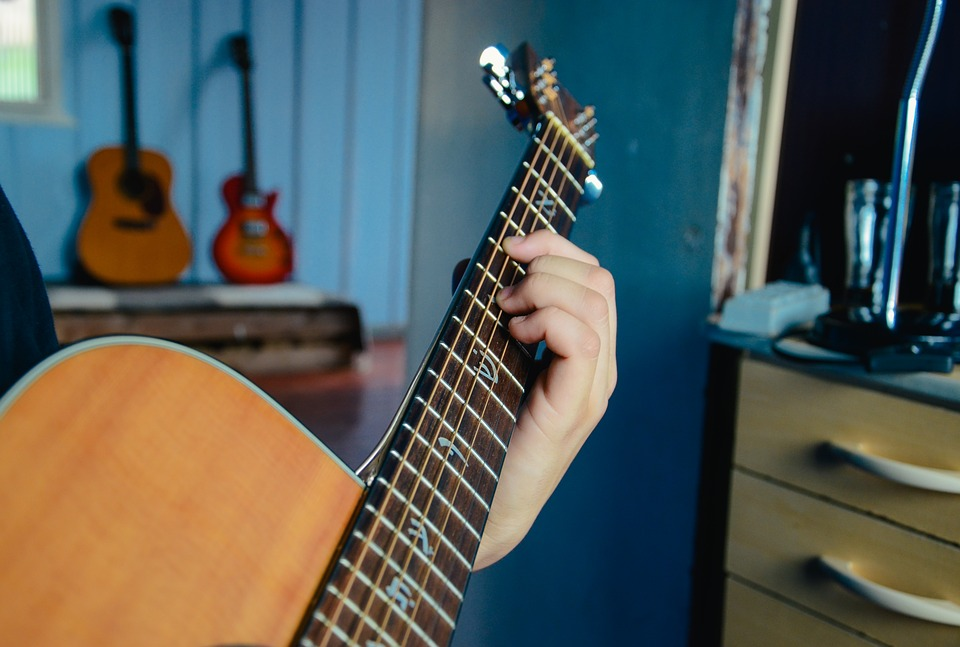 Free Photo Chord Music Guitar Max Pixel