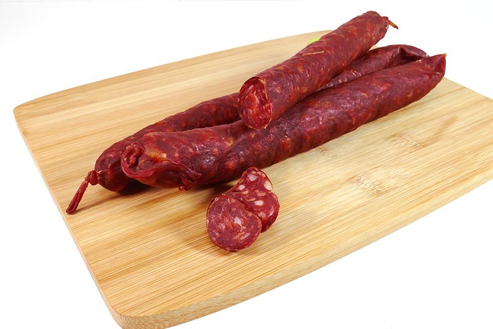 Chorizo, Sausage, Power