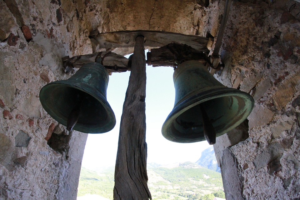 Bell, Church, Tower Of The Church, Christ, Catholic