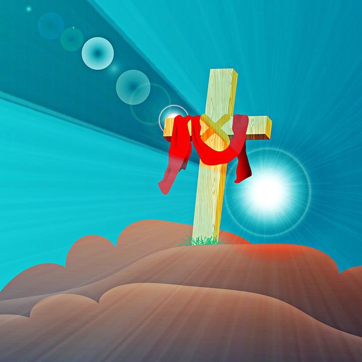 Easter, Good Friday, Jesus, Cross, Bible, Christ, Faith