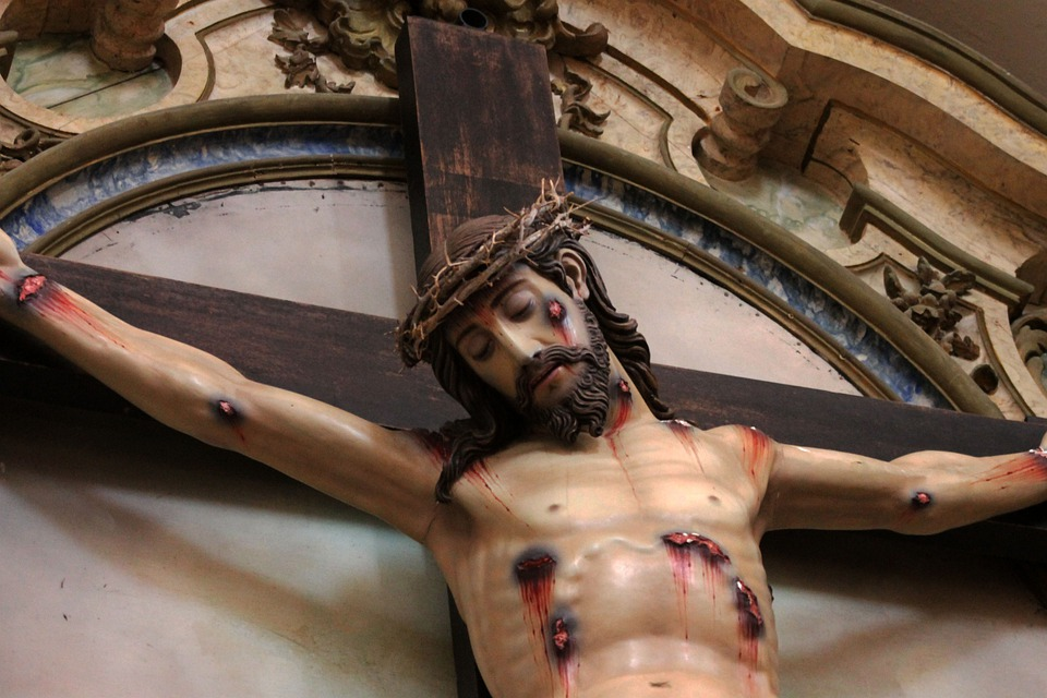 Christ, Cruz, Catholic