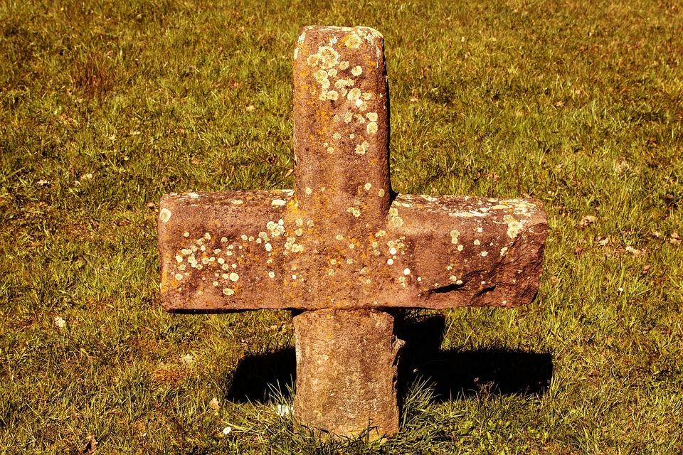 Cross, Stone Cross, Christ Cross, Rock Carving