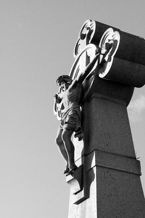 Statue, Christ, Jesus Christ, Sculpture, Calvary