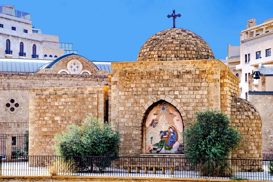 Chapel, Stone, Christian, Religion, Virgin, Jesus