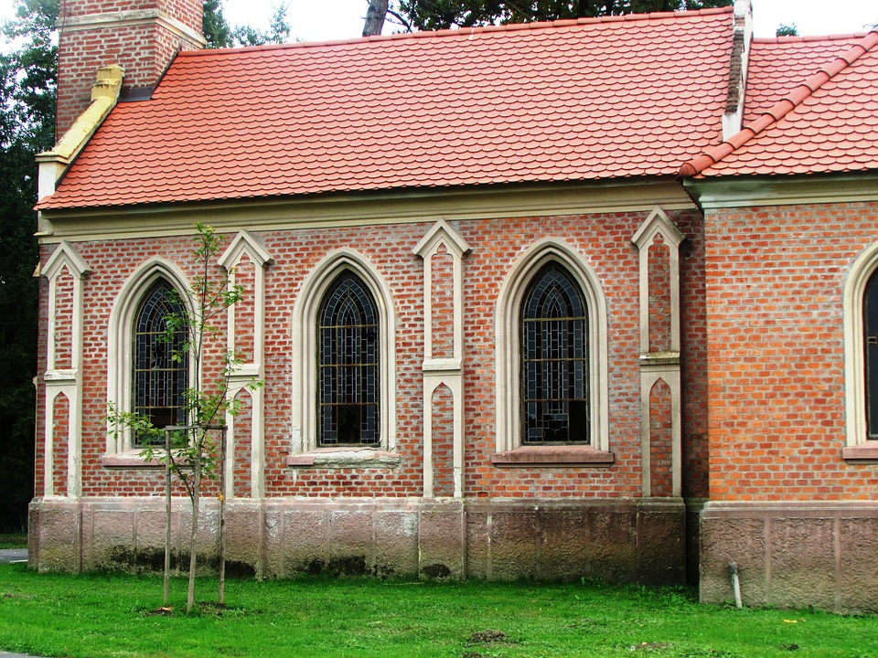 Chapel, Church, Religion, Christian, Worship, Rural