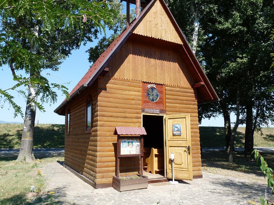 Church, Wood, Religion, Christianity, Christian, Jesus