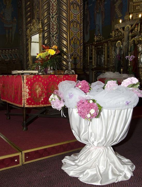 Baptism, Church, Religion, Christianity, Christian