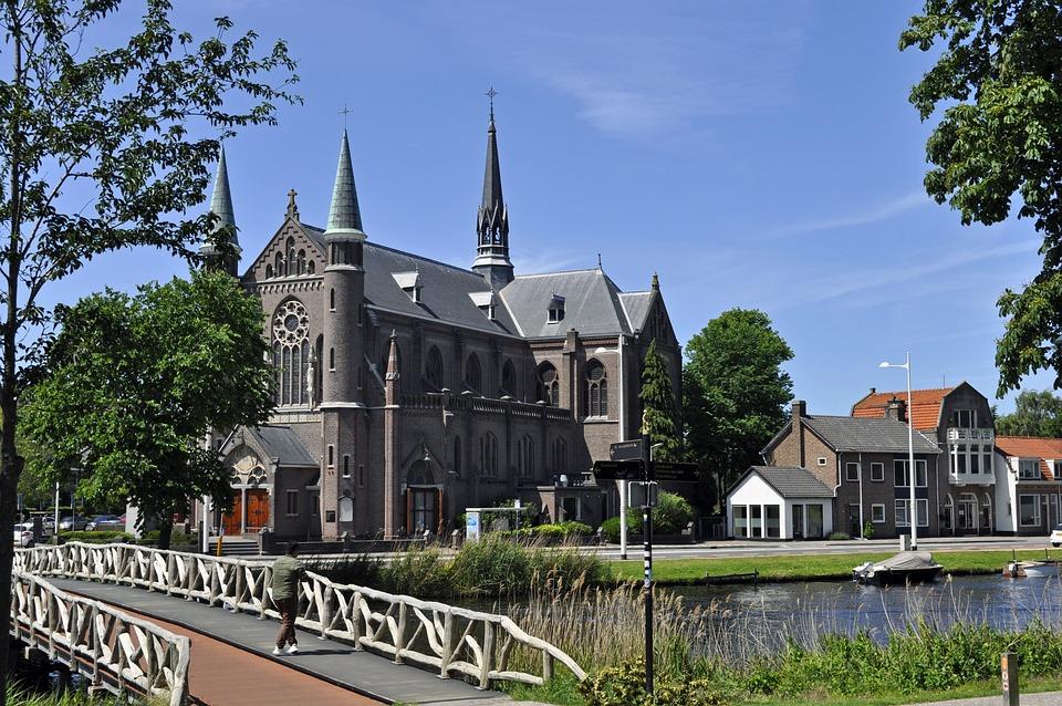 Church, Building, Christianity, Faith, Religious