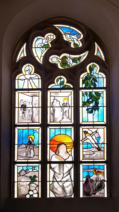 Church, Faith, Jesus, Priest, Cross, Christianity, God