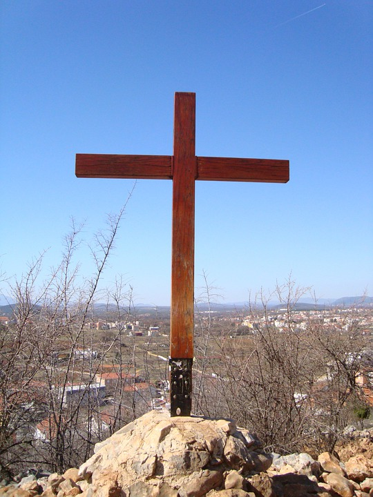 Cross, Our Lady Of Medjugorje, Christianity
