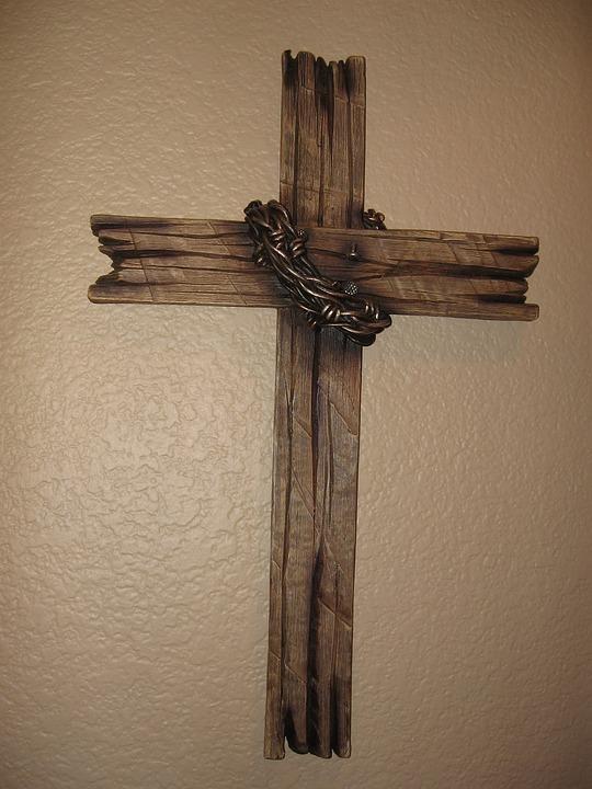 Cross, Jesus, Wood, Christianity, Faith, God, Worship