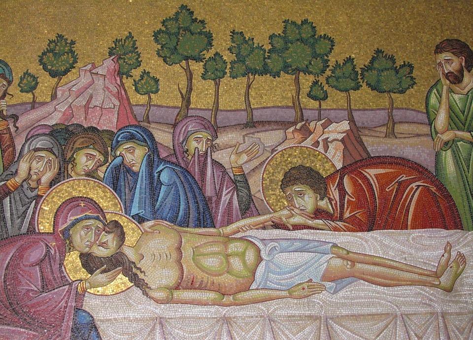Christian, Mosaic, Jesus, Religion, Christianity