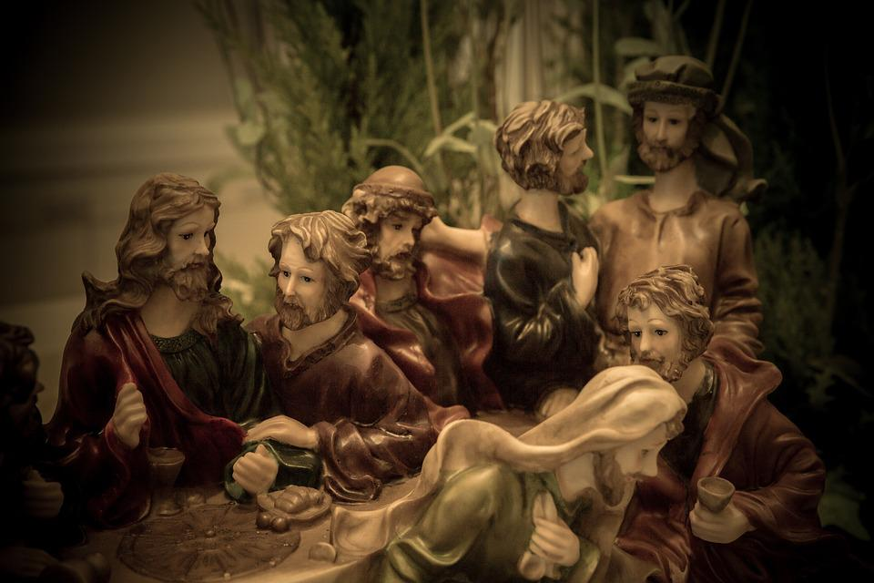 free photo christianity the last supper apostle jesus max pixel