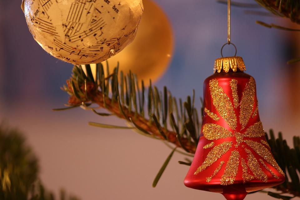 Christmas, Balls, Background, Advent, Holy, Christian