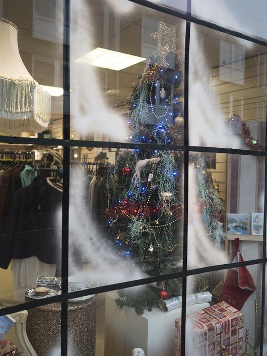 Christmas, Window, Deco, Advent, Christmas Gift