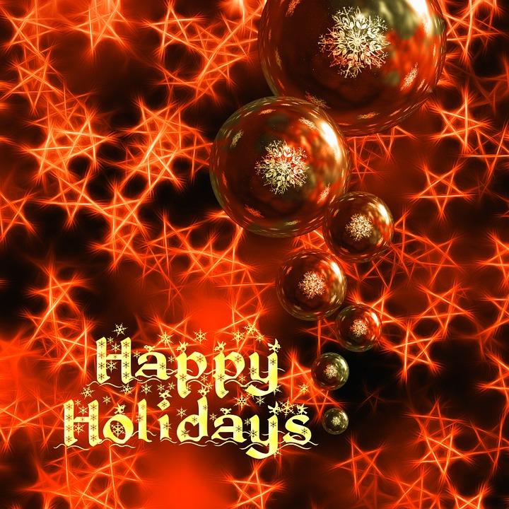 Christmas Balls, Christmas Card, Christmas, Frame