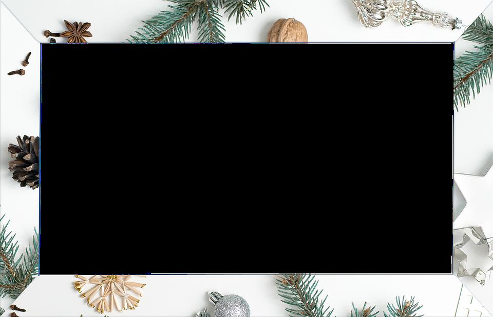 Christmas Border, Christmas, Holidays, Border, Frame