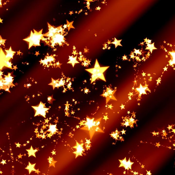Star, Christmas, Christmas Decoration, Christmas Card