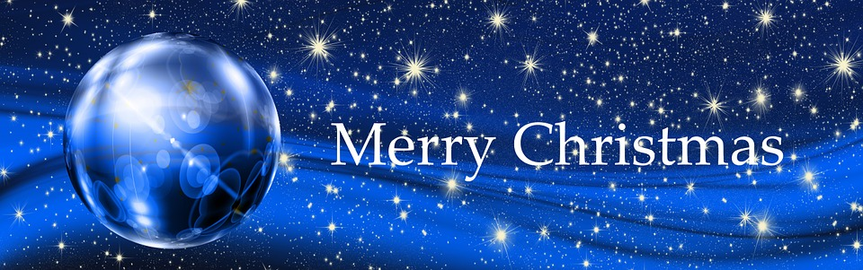 Banner, Header, Christmas, Christmas Card