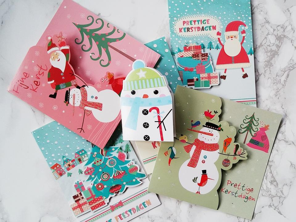 Christmas, Christmas Cards