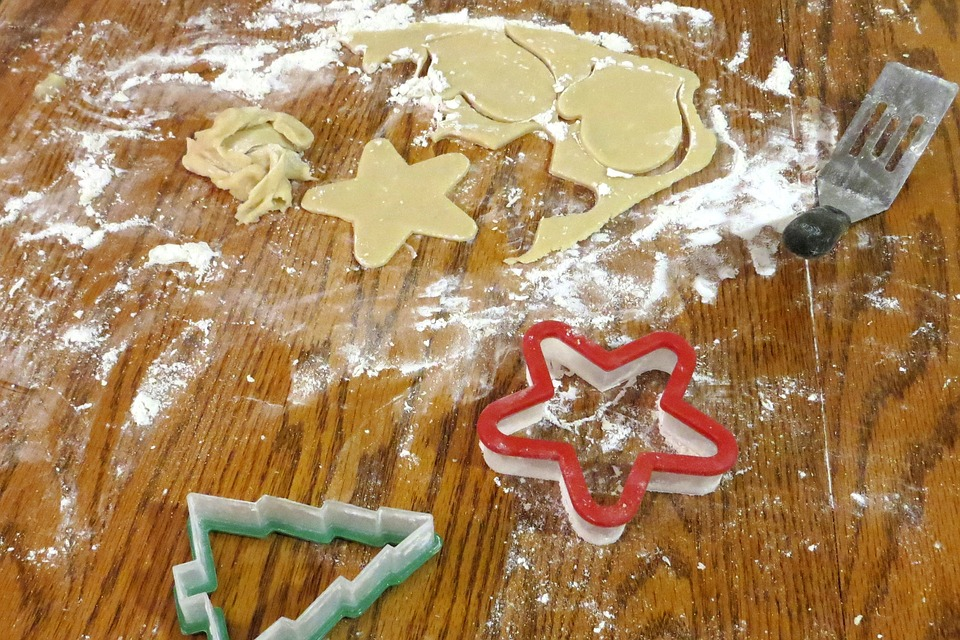 Christmas Cookies, Cooking, Culinary, Christmas, Food