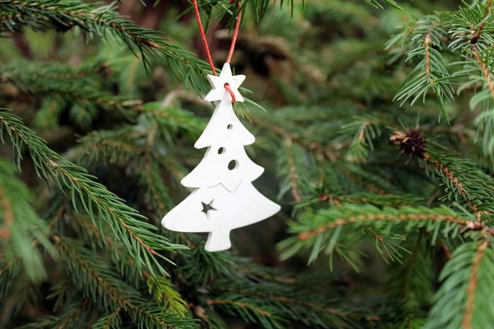 Christmas Tree, Spruce, Christmas, Christmas Decoration