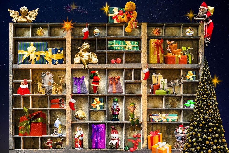 Christmas, Christmas Gift, Angel, Christmas Time