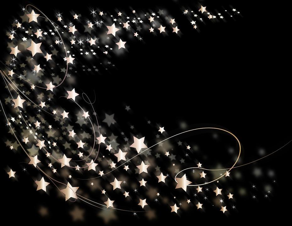 Star, Christmas, Starry Sky, Texture, Christmas Time