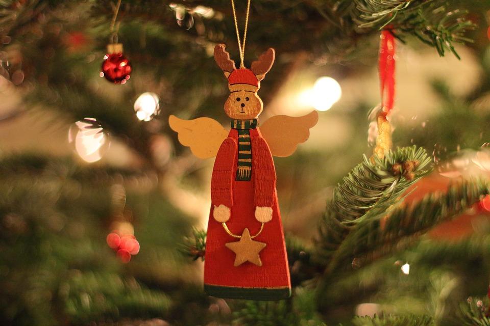 Christmas, Christmas Tree, Fir, Advent, Lichterkette