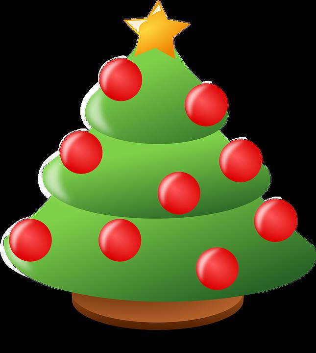 Christmas Tree, Christmas, Fir Tree, Evergreen