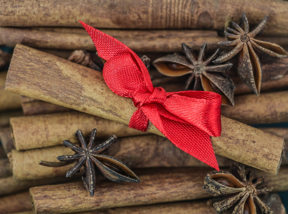 Christmas, Anise, Cinnamon, Holiday, Decoration