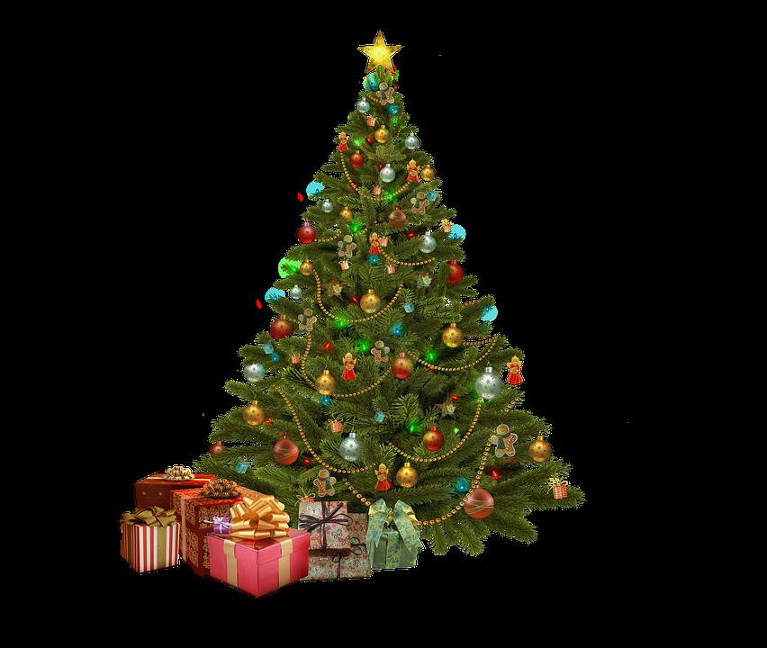 Christmas Tree, Christmas Baubles, Christmas Decor