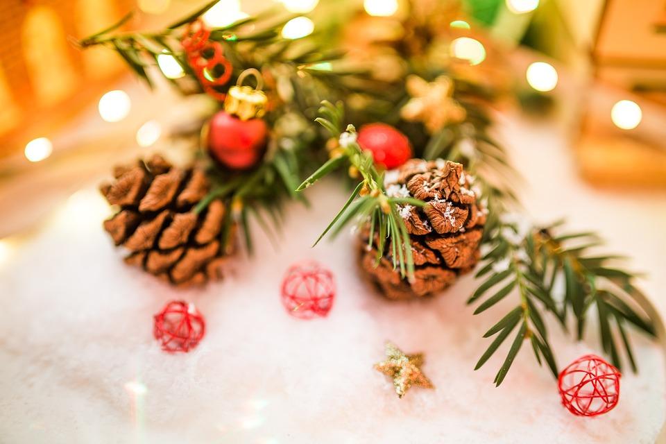 Christmas, Christmas Decoration, Christmas Ornaments