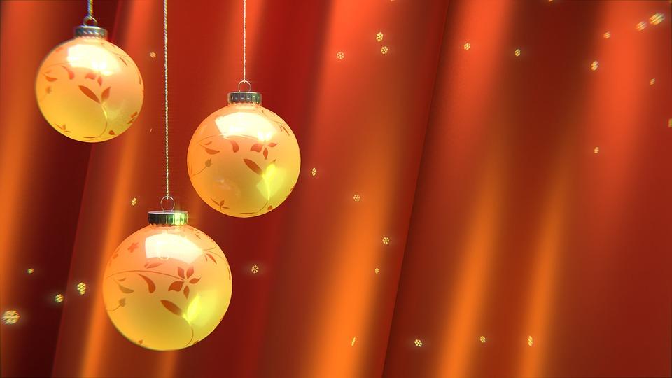 Christmas, Ornaments, Holiday, Decoration