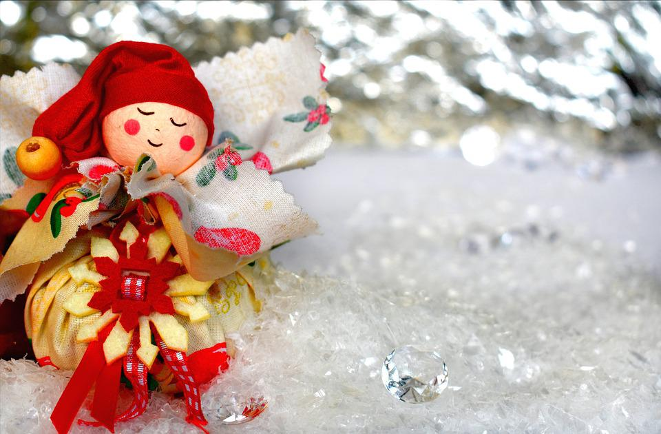 Christmas, Christmas Elf, Elf, Christmas Decor, Angel
