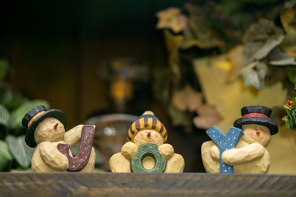 Christmas, Knickknack, Joy, Figurine, Ornament