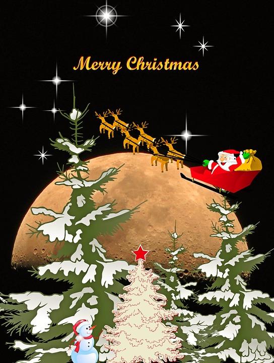 Christmas, Christmas Card, Christmas Greeting