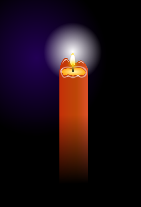Candle, Christmas, Light