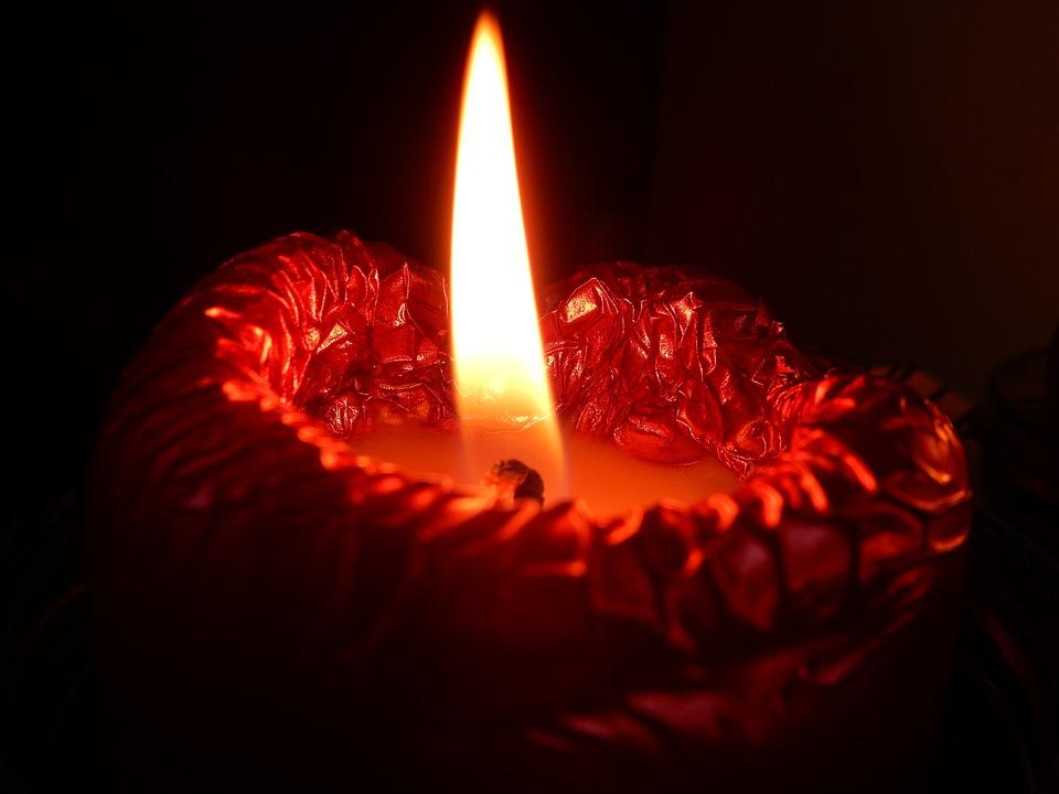 Candle, Christmas, Advent, Christmas Motif, 1