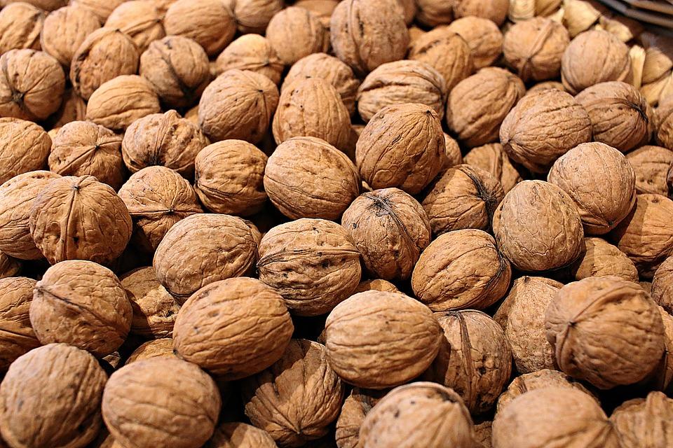 Walnuts, Russians, Nuts, Nut, Christmas, Shell