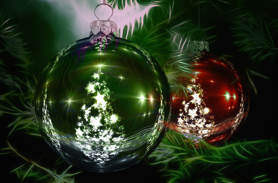 Christmas Ornament, Fir Tree, Christmas, Decoration