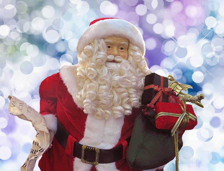 091957a2e12b9 Free photo Christmas Santa Claus Season December Beard Winter - Max ...