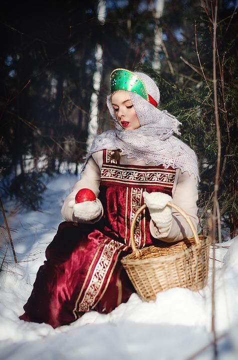 Winter, Christmas, Snow, Coldly, Cover, Scarf, Season