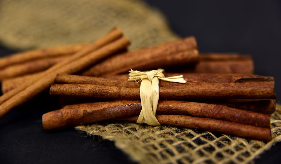 Cinnamon, Cinnamon Sticks, Spice, Christmas, Fragrance