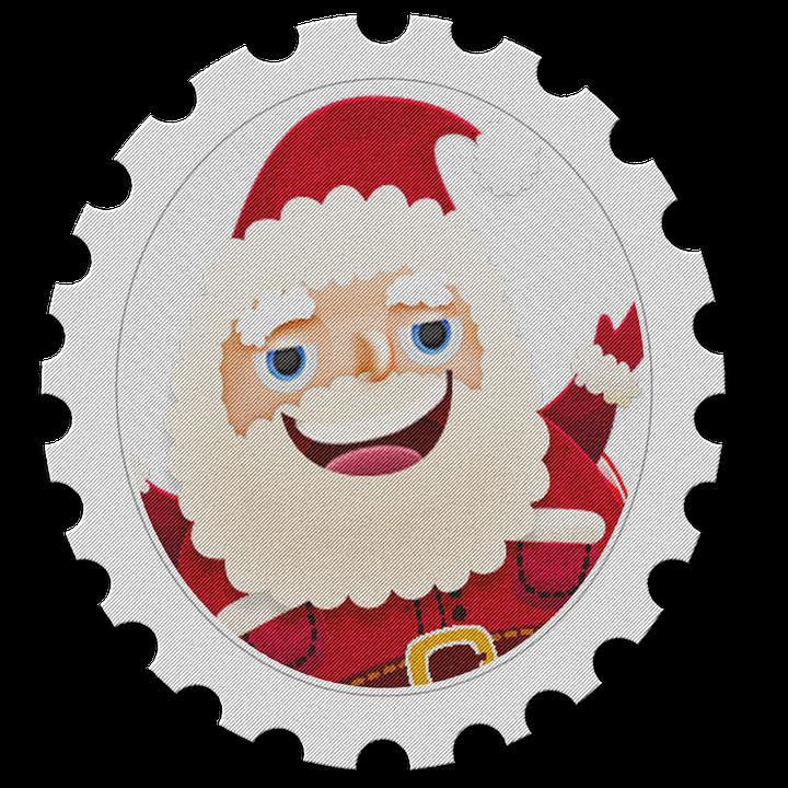 Christmas, Advent, Stamp, Christmas Time