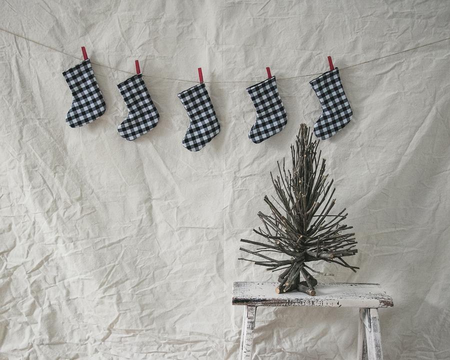 Holidays, Nature, Christmas, Christmas Stockings