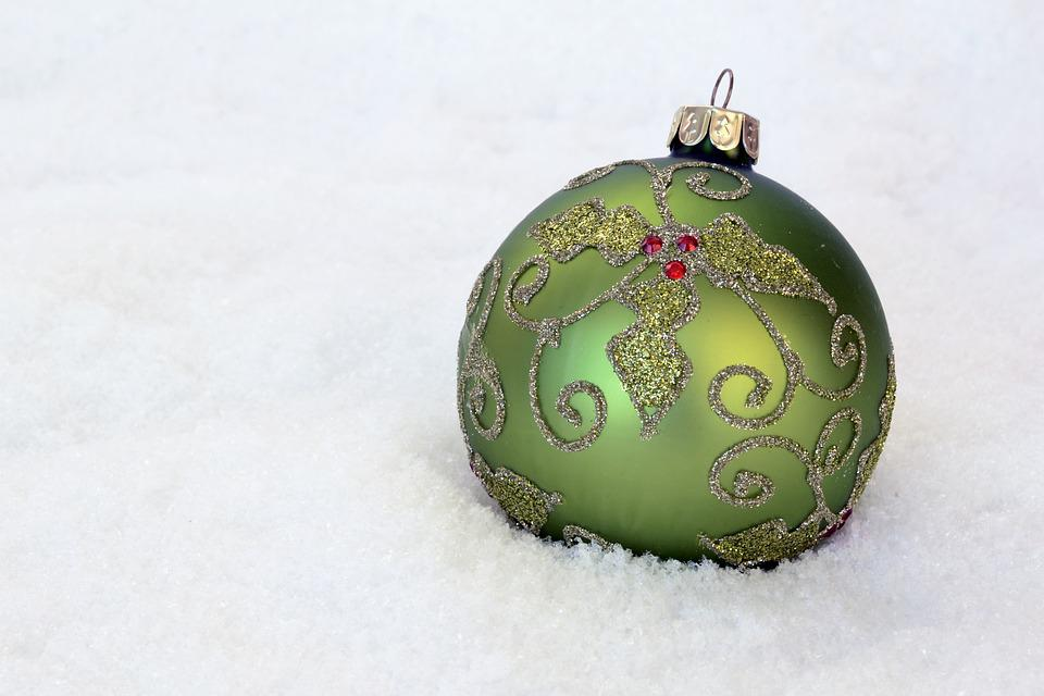 Christmas Bauble, Advent, Christmas Time, Winter
