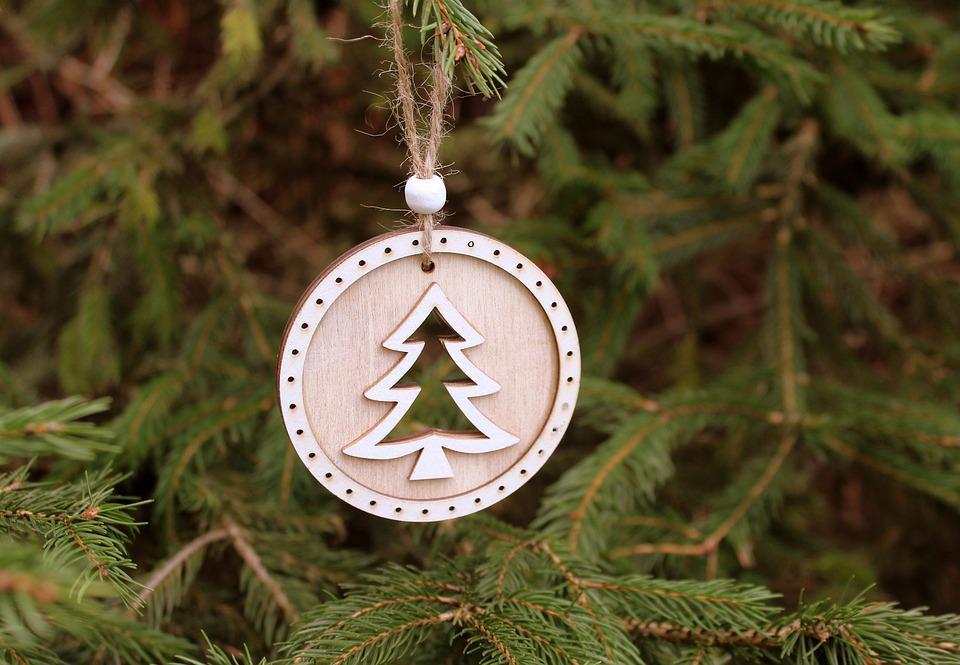 Christmas Tree, Ornament, Holidays, Christmas, Tree