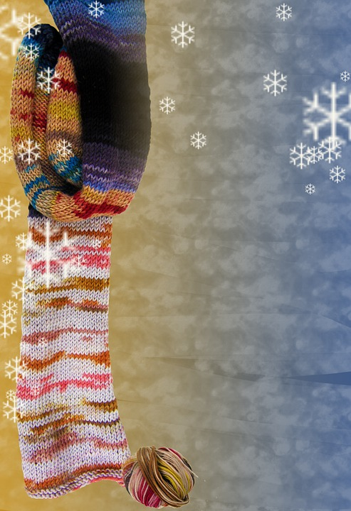 Stationery, Background, Winter, Christmas, Breifpapier